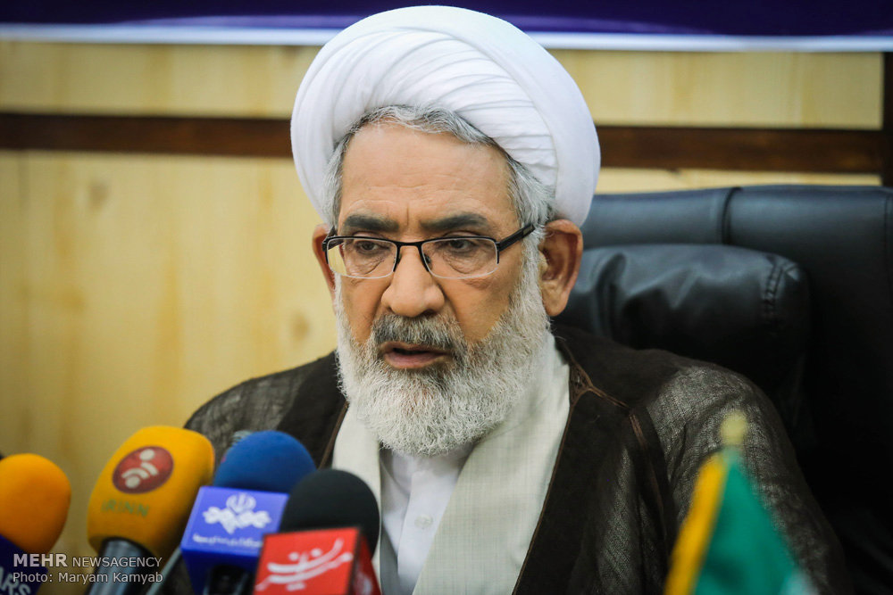 Iranian Top Prosecutor Accuses US, Israel and Saudi Arabia of Staging Protests