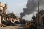 آزادسازی کامل محله «النجار» در غرب موصل از لوث داعش