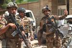 ۹۷ درصد از غرب موصل از لوث داعش آزاد شده است