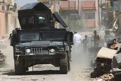 تداوم نبرد در موصل