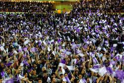 Ruhani'nin Tebriz'deki seçim kampanyası