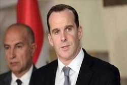 نماینده ویژه آمریکا با نخست وزیر اقلیم کردستان عراق دیدار کرد