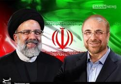 Ghalibaf withdraws presidential bid, endorses Raisi