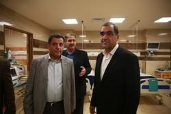 تهران بدون فضای بهداشتی و درمانی توسعه یافته است