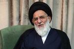 آية الله شاهرودي: رد الرئيس حسن روحاني على تصريحات ترامب كان ردا شجاعا وصريحا