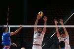 پاساژین: قدرت تیم والیبال ایران بیشتر از توان اوکراین بود