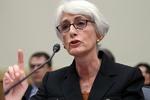 """تعيين """"ويندي شيرمان"""" نائبة لوزير الخارجية بقرار الشيوخ الأمريكي"""