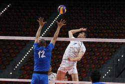 تیم والیبال جوانان ایران