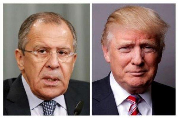 ترامب يكشف عن نوايا الروس لتشكيل دولة اسلامية والبيت الابيض ينفي ذلك