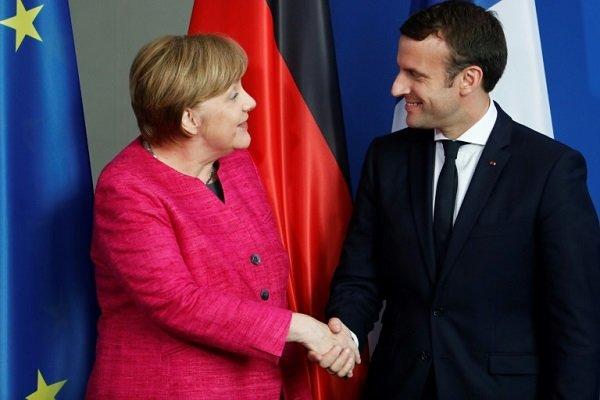 اتفاق بين برلين وباريس حول وضع خطة توسيع الاتحاد الاوروبي