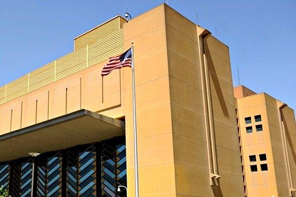 السفارة الأمريكية في العراق تحت مرمى نيران المقاومة