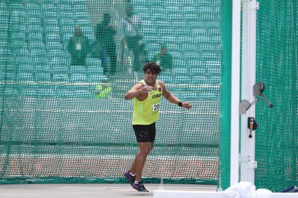 ايران في المركز الرابع ببطولة آسيا لالعاب القوى