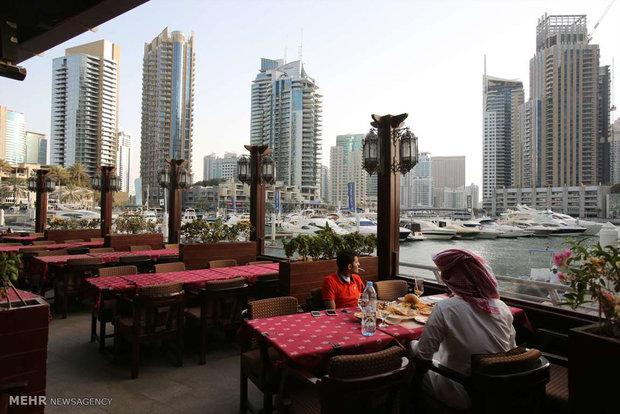آسمان خراش های دوبی