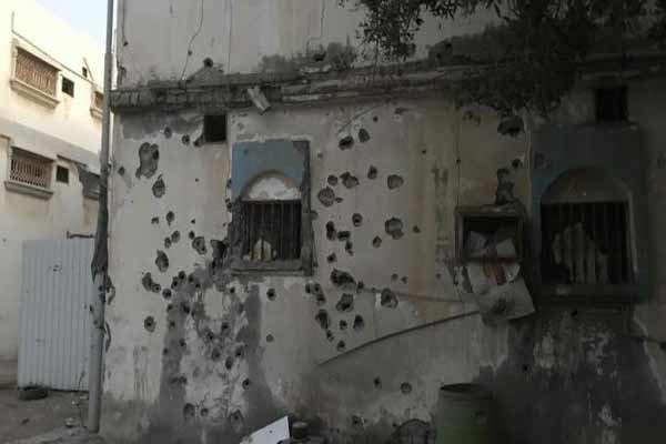 Al Suud askerleri küçük bir çocuğu katletti