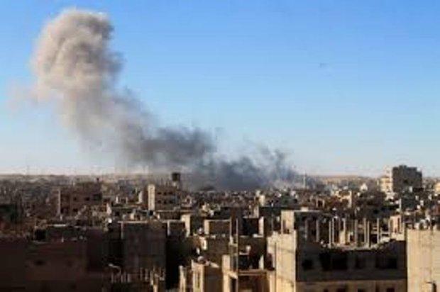 US-led intl. alliance aircrafts kill 31 civilians in al-Bokaml city