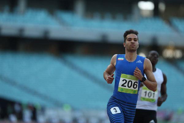 İranlı Milli Koşucu Taftiyan'dan büyük başarı