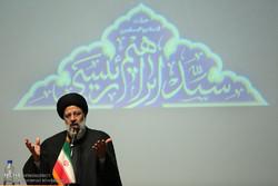 دیدار طلاب تهران با حجت الاسلام سید ابراهیم رئیسی