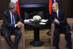 پوتین: آمادهایم فایل گفتگوی لاوروف و ترامپ را منتشر کنیم