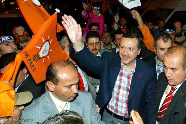 تصاویر/ زندگی سیاسی اردوغان