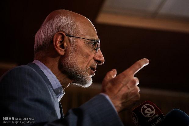 نشست خبری سید مصطفی میرسلیم