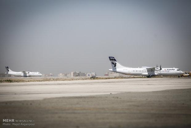 ايران تتسلم أربع طائرات ATR 72-600