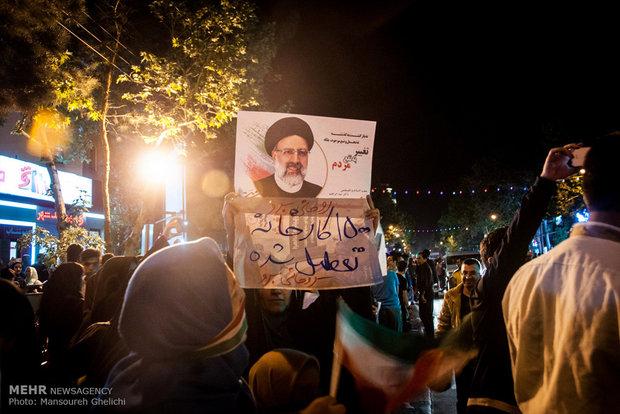 آخرین ساعت های تبلیغات انتخابات ریاست جمهوری در سطح شهر شاهرود