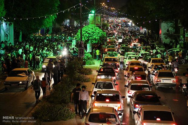 İran huzur dolu bir seçime hazırlanıyor