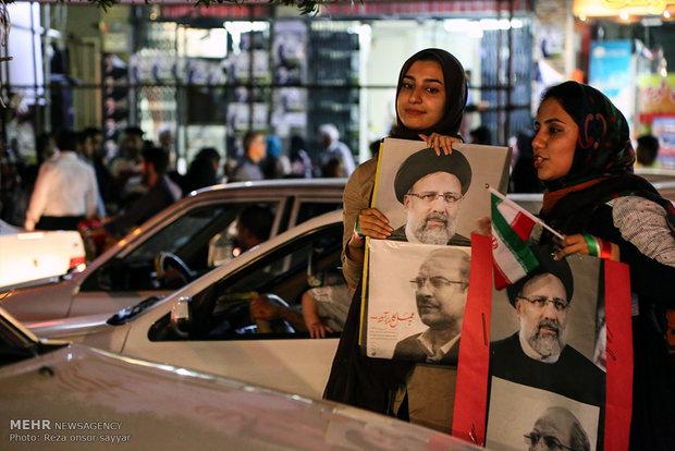 آخرین ساعت های تبلیغات انتخابات ریاست جمهوری در سطح شهر بوشهر