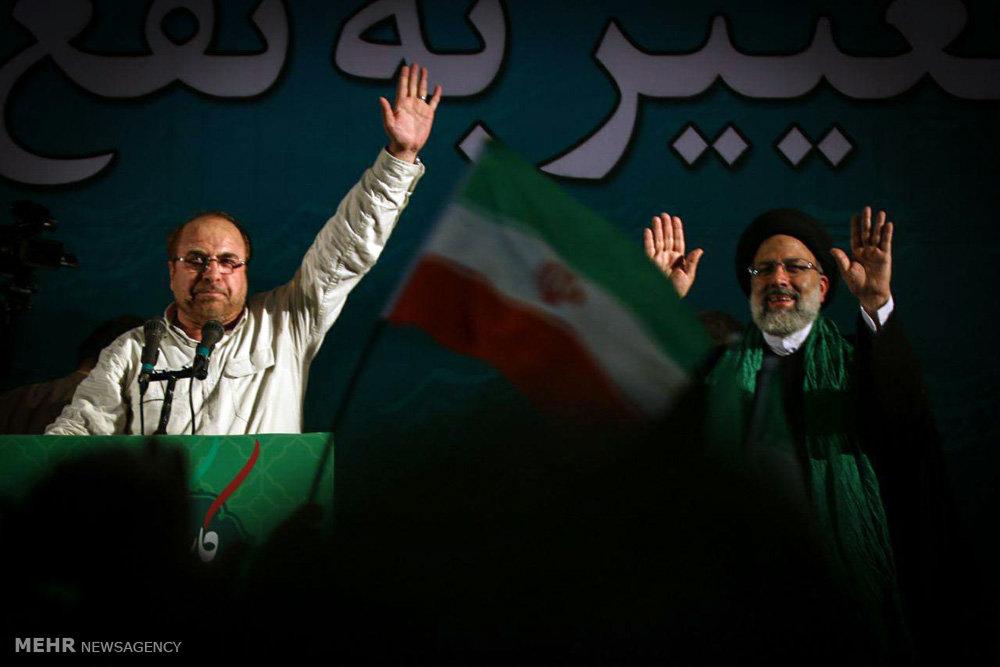 گردهمایی حامیان حجت الاسلام سیدابراهیم رییسی - ۳