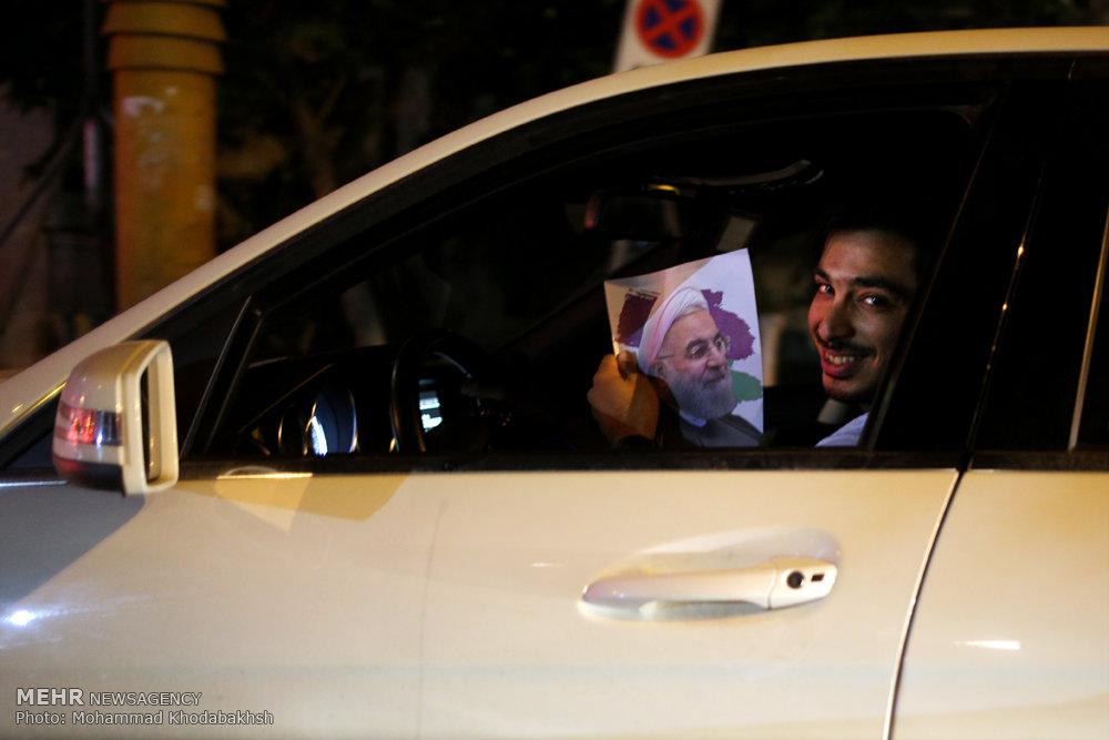 ساعات پایانی تبلیغات انتخاباتی در تهران