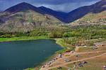 دریاچهای که در مشکلات غرق شد