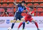 ايران تهزم الصين بنصف دزينة في بطولة آسيا لكرة الصالات