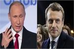 تائید دیدار روسای جمهور روسیه و فرانسه