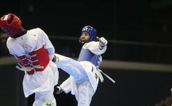 Male taekwondo squad atop WT President's Cup