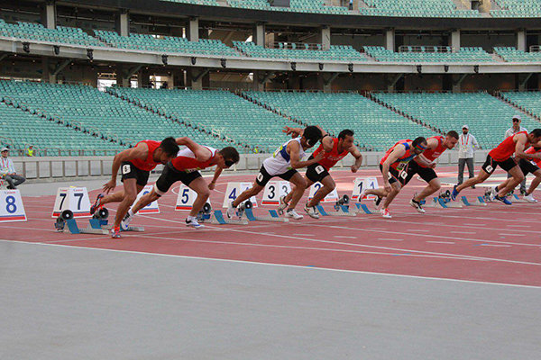 Iran bags 6 medals at Tunis para athletics C'ship