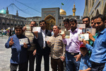 انتخابات ریاست جمهوری و شورای اسلامی شهر و روستا در مشهد
