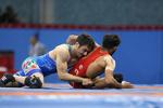 نماینده خراسان شمالی در رقابتهای کشتی آزاد مدال نقره را کسب کرد