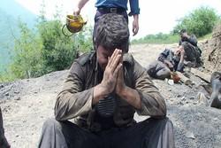 محبوس شدن ۱۵۰ معدنکار روسی در اعماق زمین
