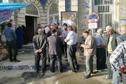 اخذ رای در همدان آغاز شد/ یک هزار و ۳۷۰ شعبه پذیرای رای دهندگان