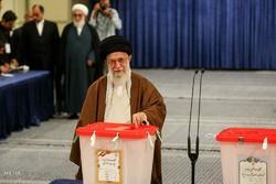 العهد: مشارکت مردم در لحظات اولیه انتخابات گسترده است
