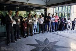 حضور پرشور در پایتخت هستهای ایران/نطنزیها به پا خاستند