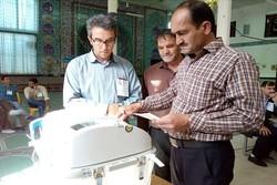 ۷۰۰ صندوق الکترونیکی اخذ رای در ۴ شهر استان همدان فعال شده است