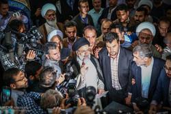 حضور سید ابراهیم رئیسی در انتخابات
