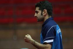 حضور نوشاد عالمیان در فصل جدید لیگ تنیس روی میز قطعی شد