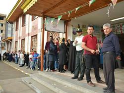 زمان رای گیری در همدان تا ساعت ۱۰شب تمدید شد
