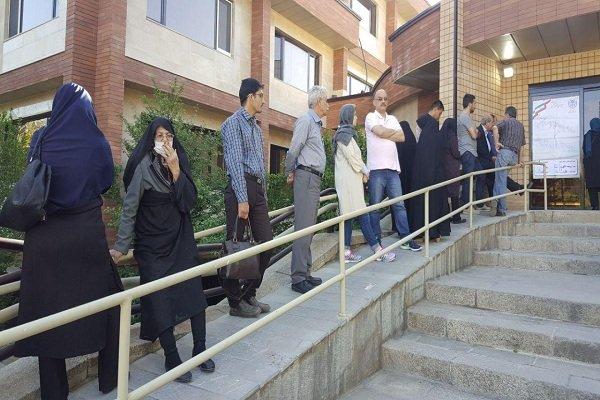 مشارکت مردم - همدان