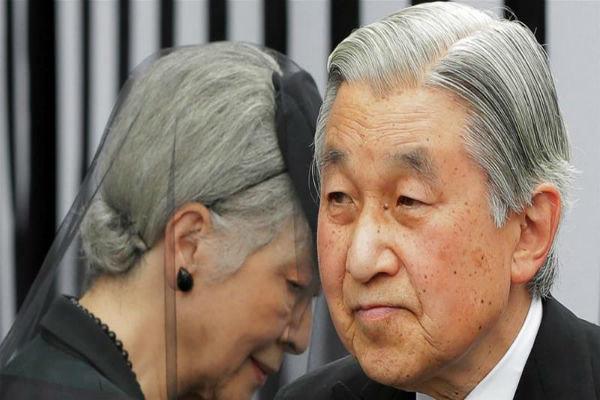 امپراتور ژاپن