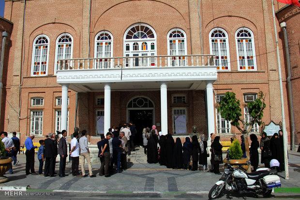 انتخابات ریاست جمهوری و شورای اسلامی شهر و روستا در ارومیه