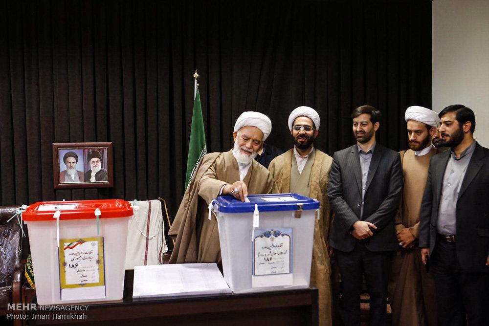 انتخابات ریاست جمهوری و شورای اسلامی شهر و روستا در همدان