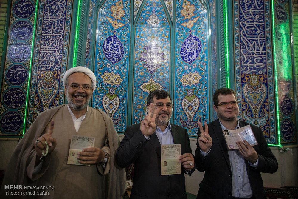 انتخابات ریاست جمهوری و شورای اسلامی شهر و روستا در قزوین